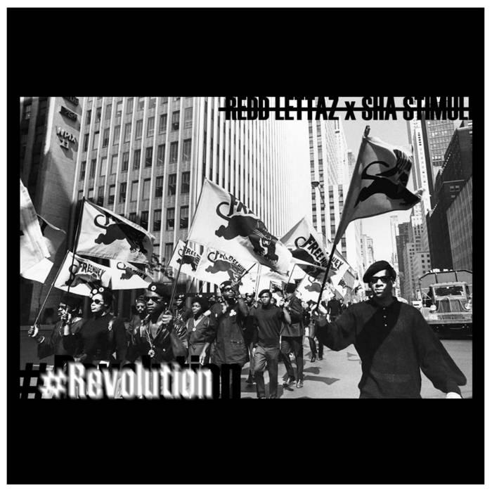#Revolution Ft. Sha Stimuli cover art