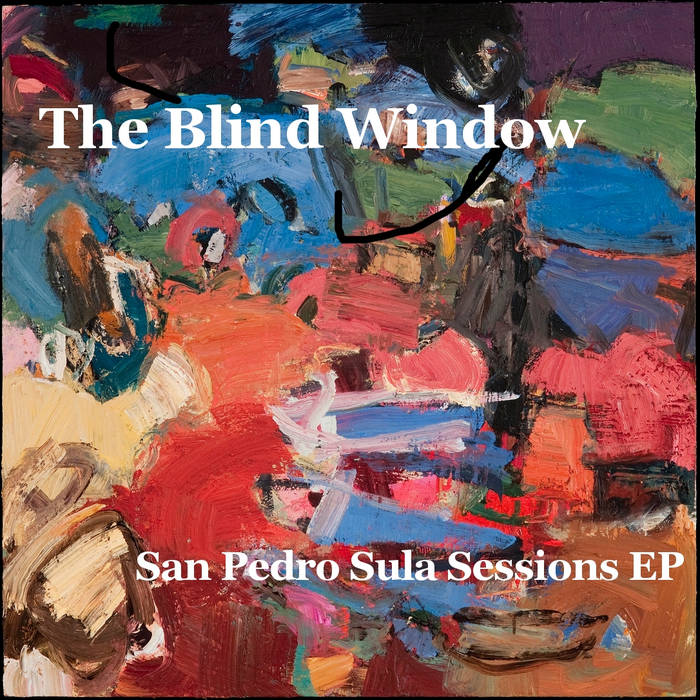 San Pedro Sula Sessions EP cover art