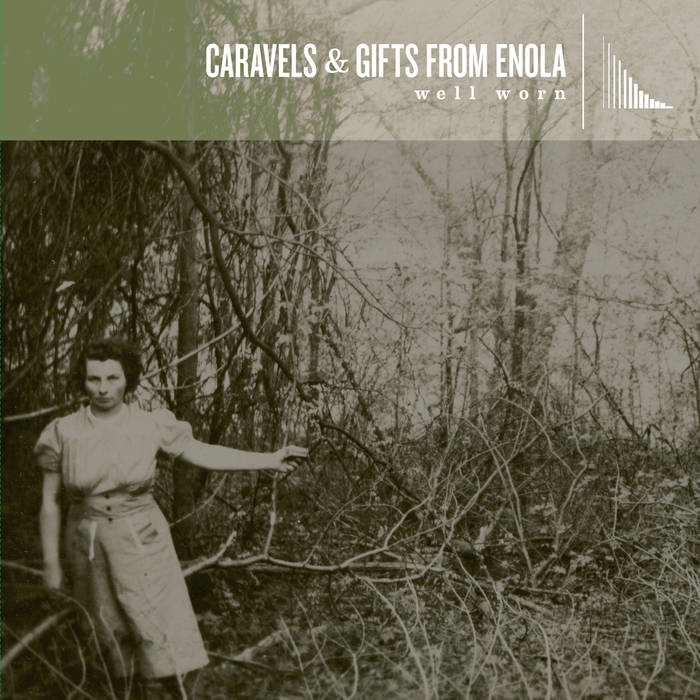 Well Worn [split w/Caravels] cover art