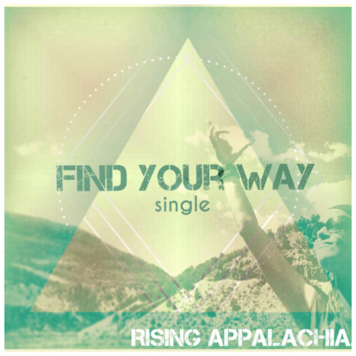 Find Your Way (single) cover art