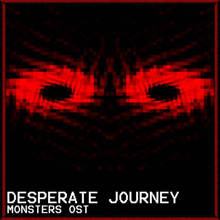 Desperate Journey cover art