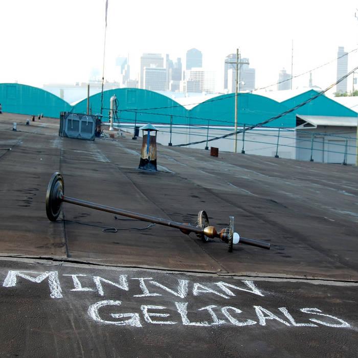 Minivan Gelicals EP cover art
