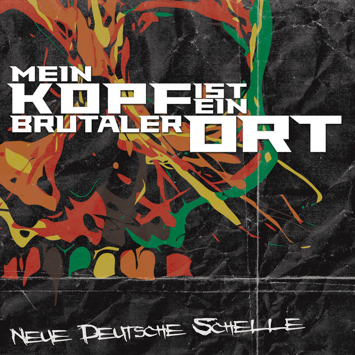 Neue deutsche Schelle cover art