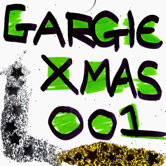 Gargle Xmas 001 cover art