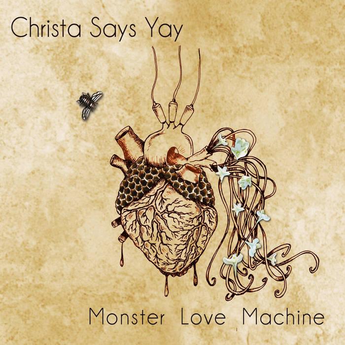 Monster Love Machine cover art