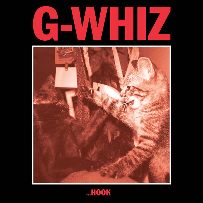 G-WHIZ - Hablas cover art