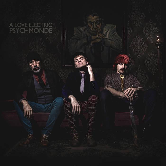 Psychmonde cover art