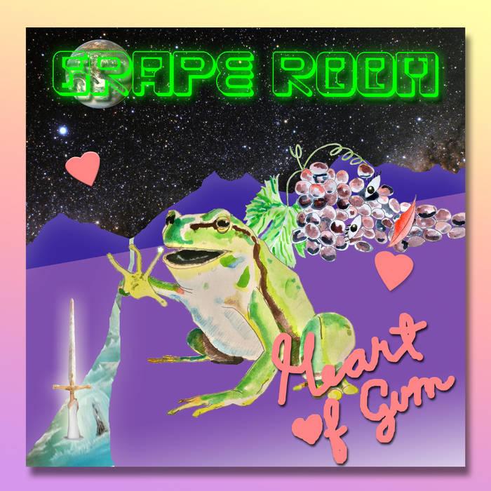 Heart of Gum cover art