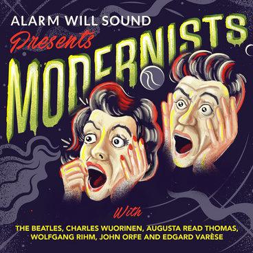 Alarm Will Sound presents Modernists main photo