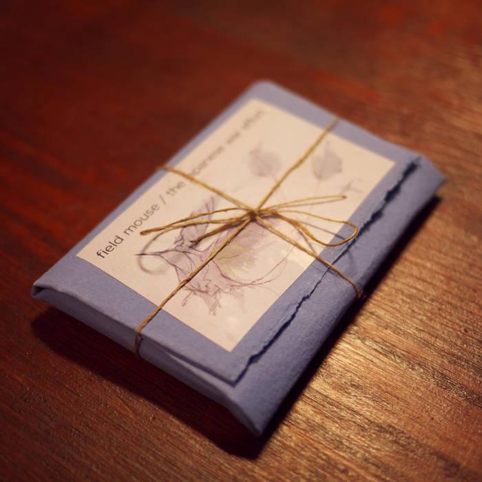 Field Mouse / The Japanese War Effort - split cassette cover art