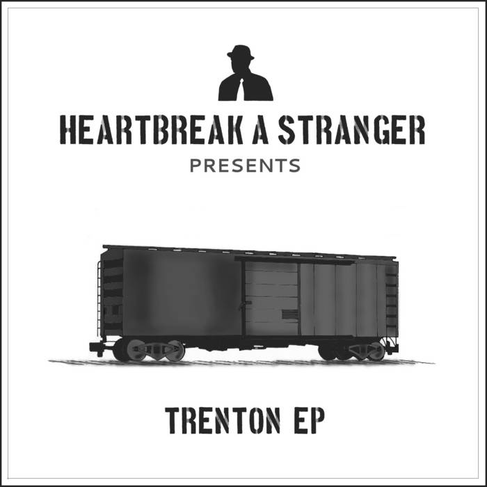 Trenton EP cover art