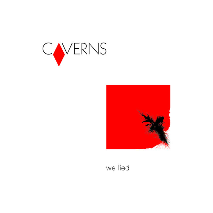 We Lied cover art