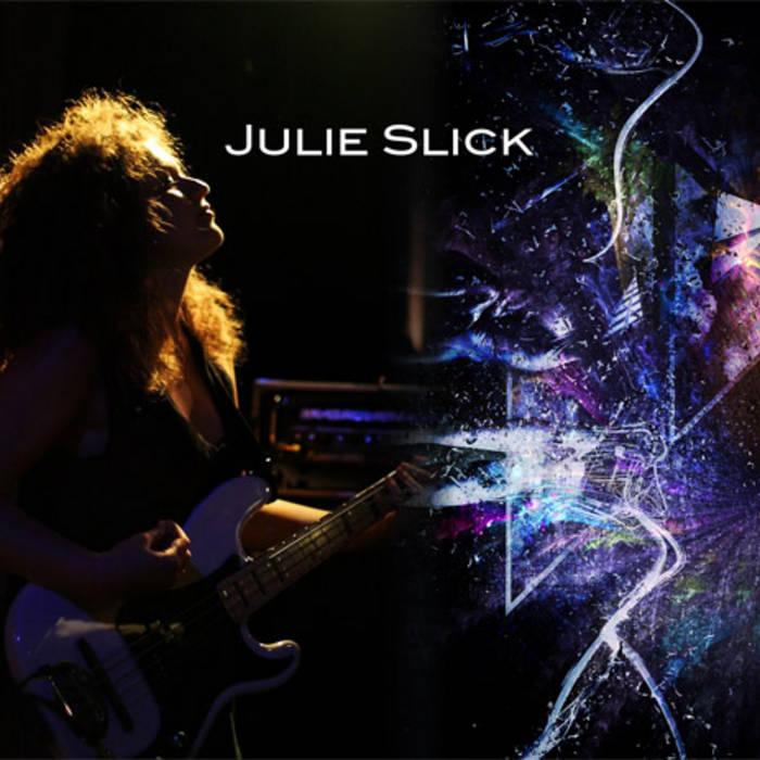 Julie Slick cover art