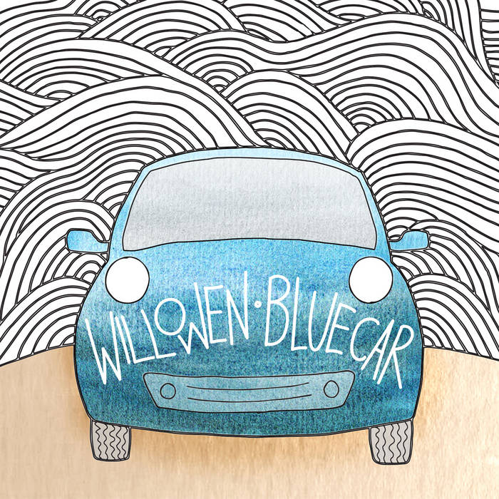 Blue Car cover art