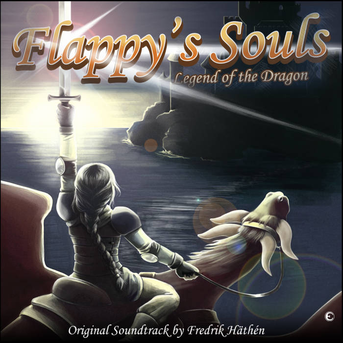 Flappy's Souls - Legend of the Dragon Original Soundtrack cover art