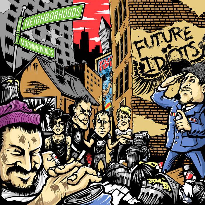 Neighborhoods & Morningwoods cover art