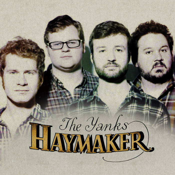 Haymaker cover art