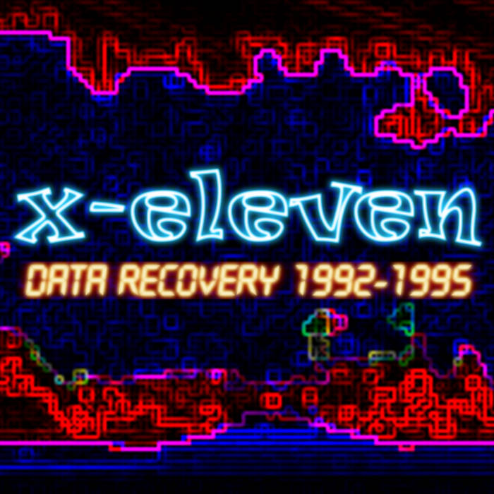 Data Recovery 1992-1995 cover art