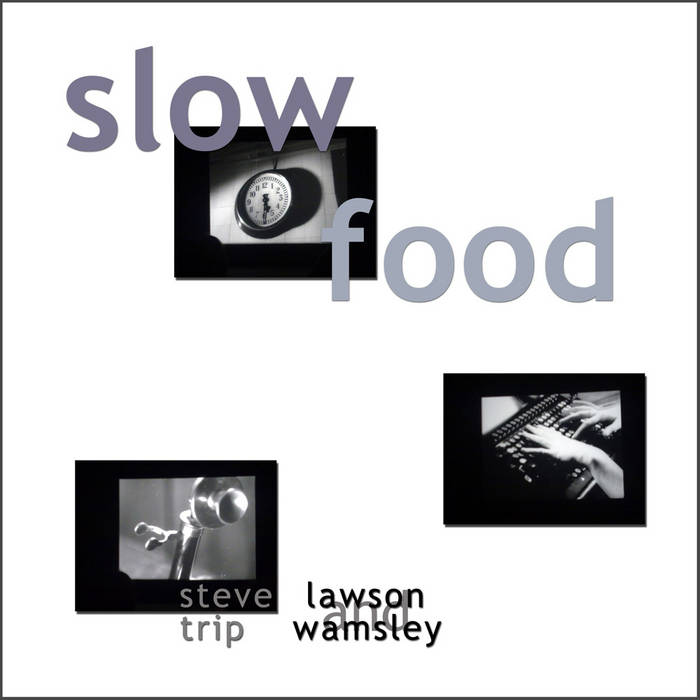 Slow Food cover art