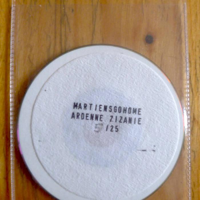 Ardenne Zizanie cover art