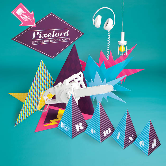 Pixelord Remixed cover art