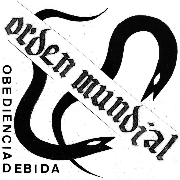 Obediencia Debida LP cover art