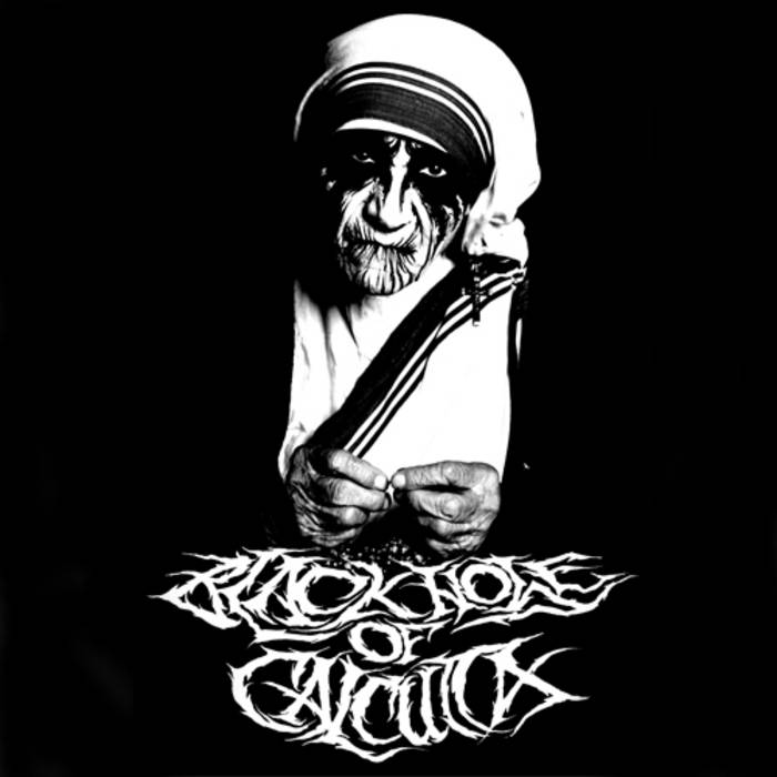 Black Hole of Calcutta - S/T #2 cover art