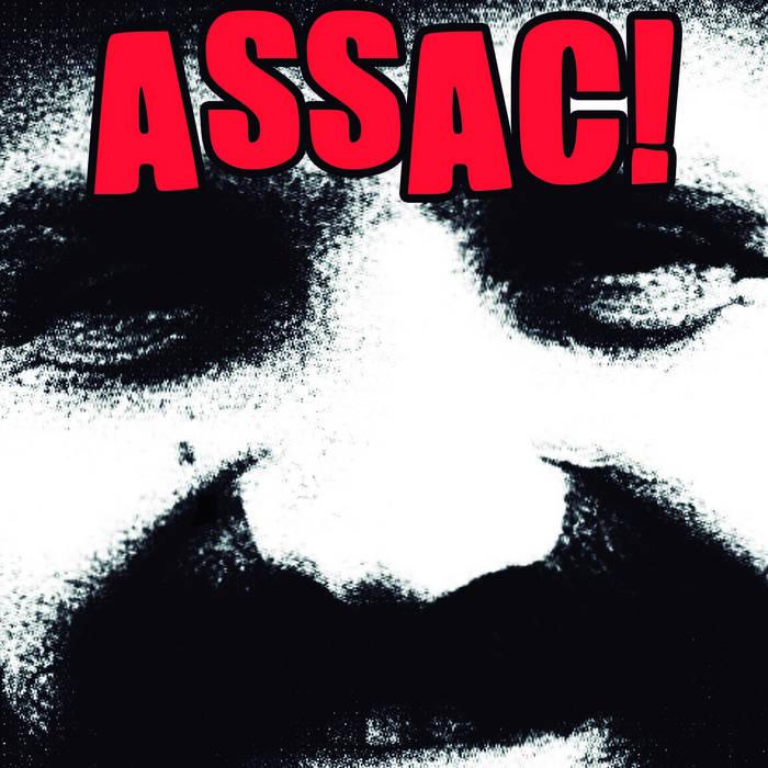 TUPA 5 ASSAC! Demo CD cover art