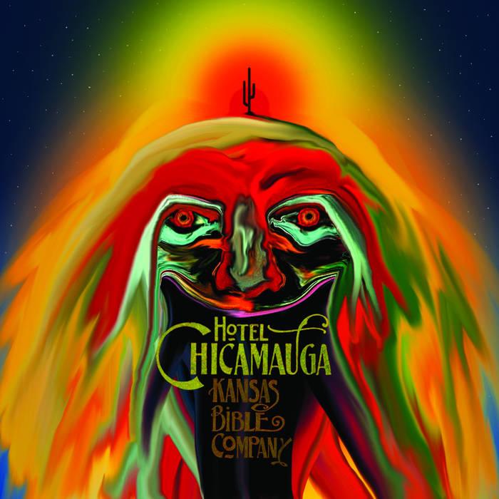 Hotel Chicamauga cover art