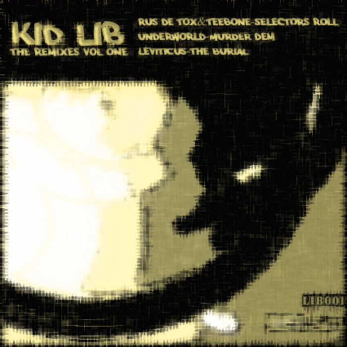Kid Lib - The Remixes Vol One cover art