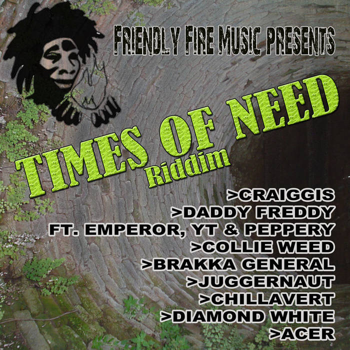 Times of Need Riddim cover art