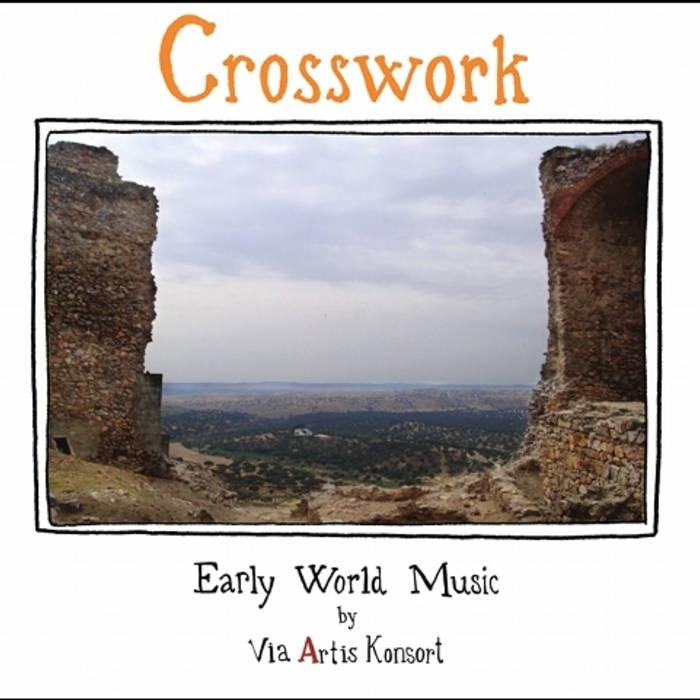 Crosswork cover art