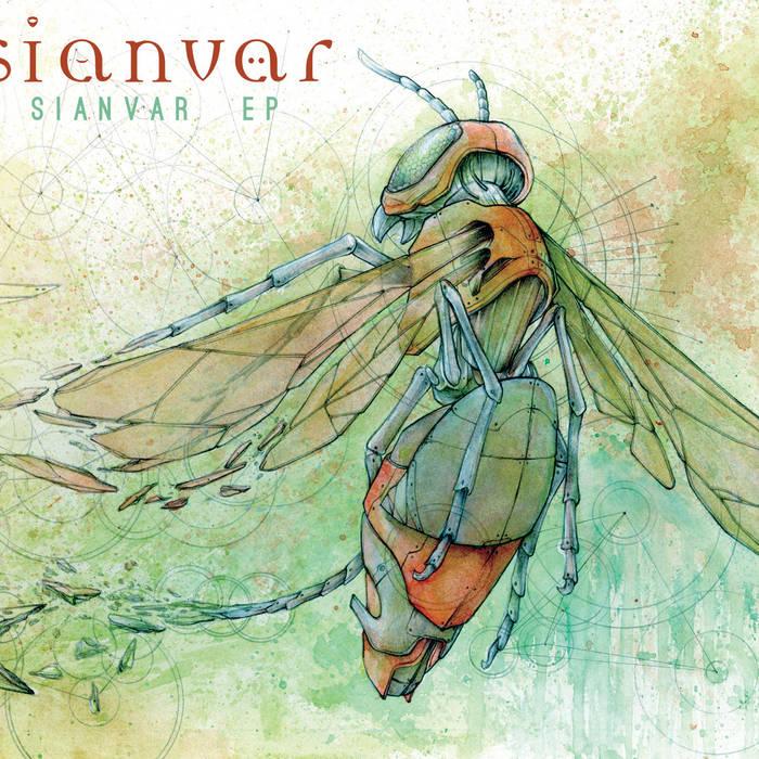 Sianvar EP cover art
