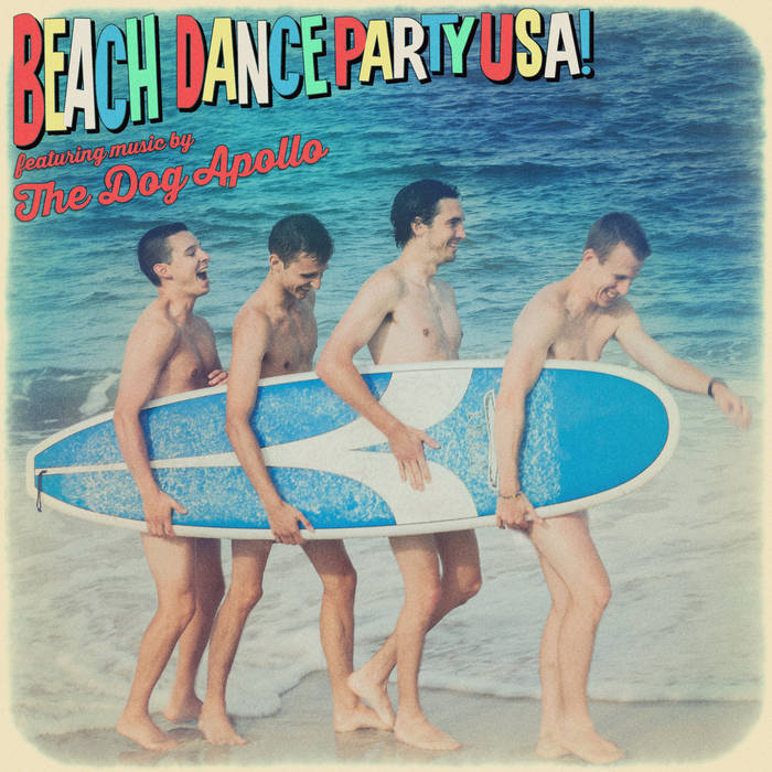 Beach Dance Party USA! cover art