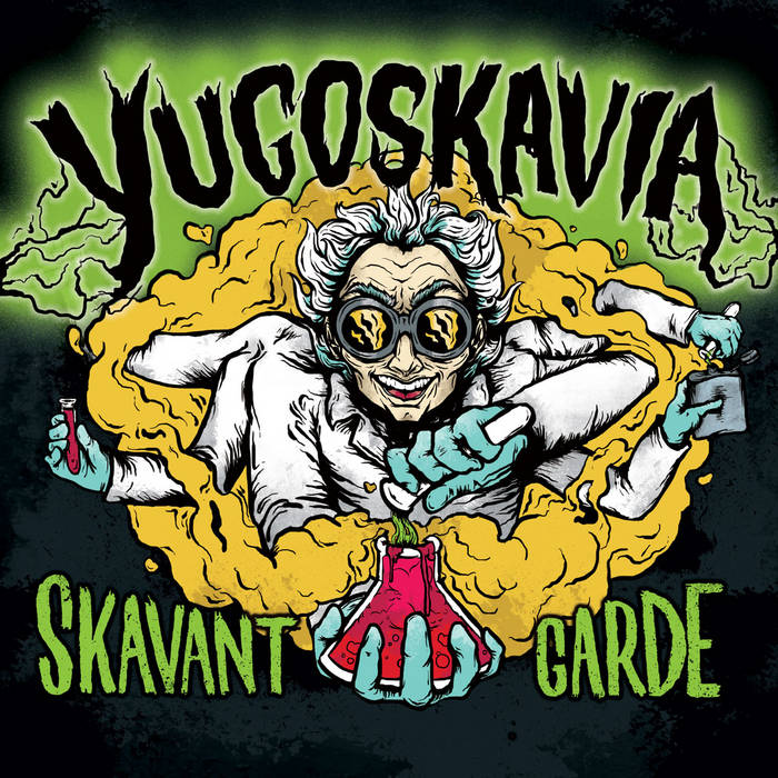 Skavant Garde cover art