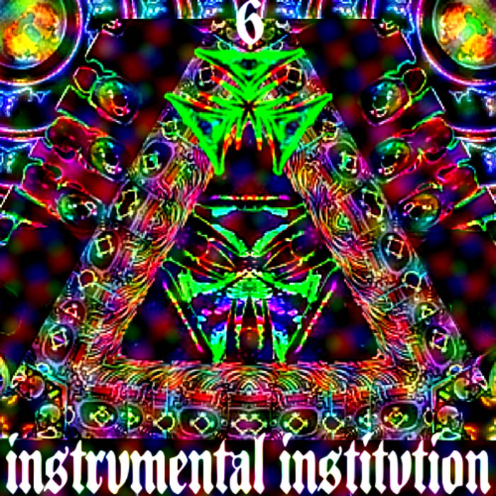 INSTRVMENTAL INSTITVTI6N V6L 6 cover art