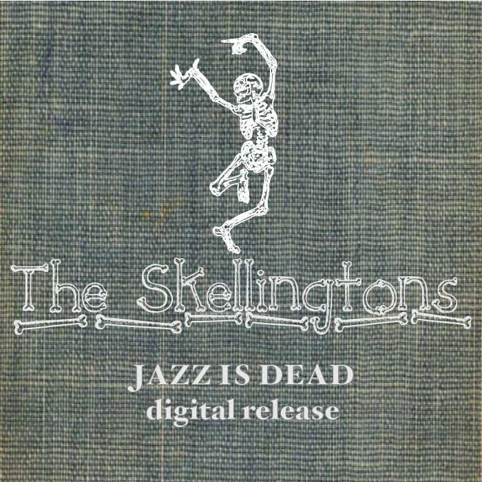 Jazz Is Dead Digital Two-Side cover art