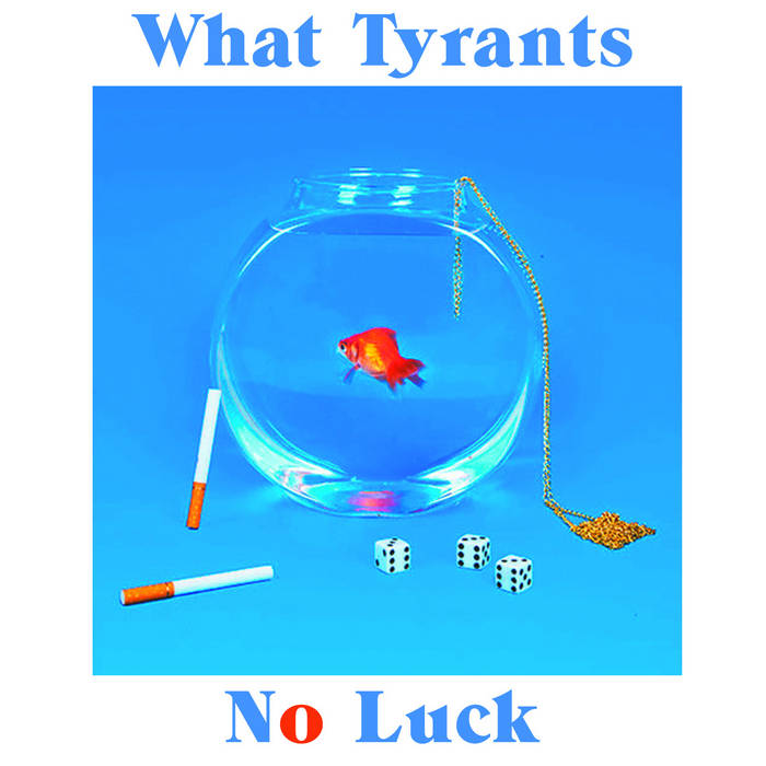 No Luck cover art