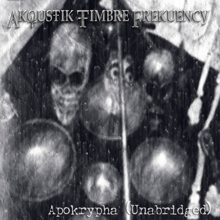 Apokrypha (Unabridged) cover art