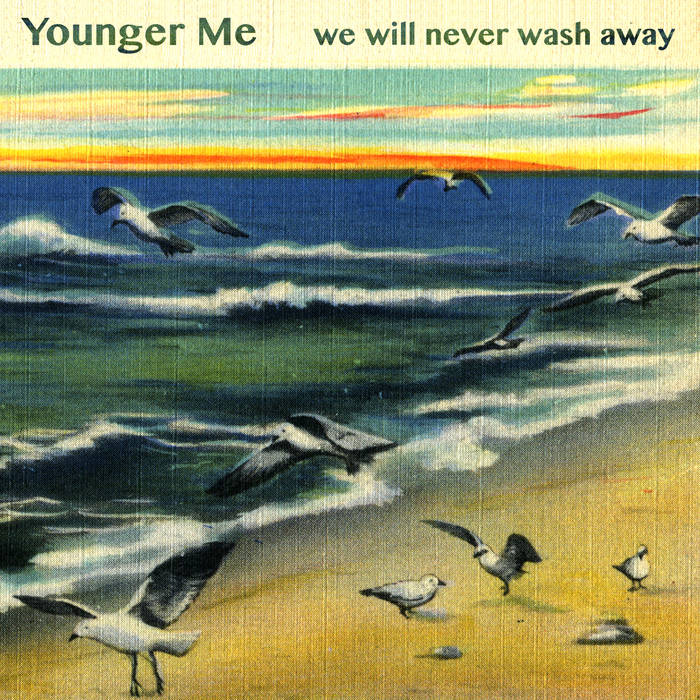 We Will Never Wash Away cover art