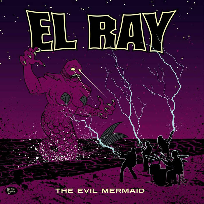 The Evil Mermaid cover art