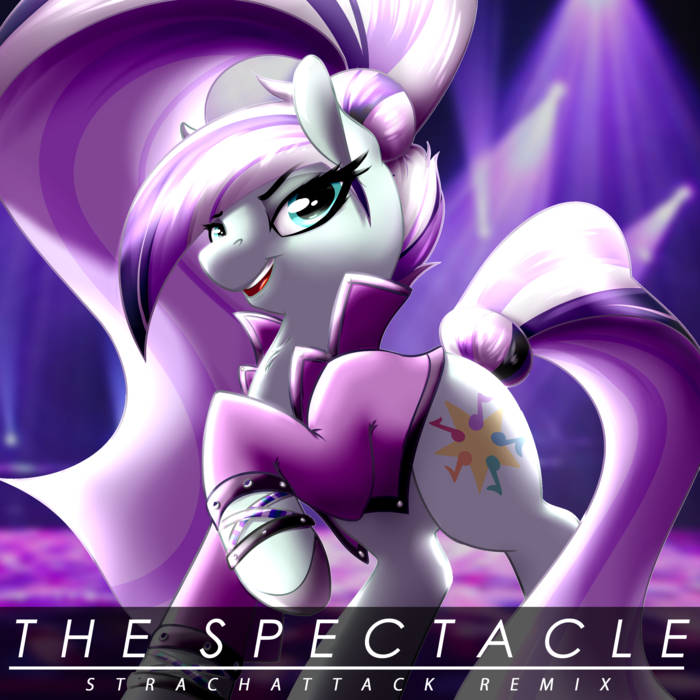 The Spectacle (StrachAttack Remix) cover art