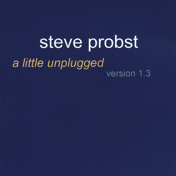 a little unplugged cover art