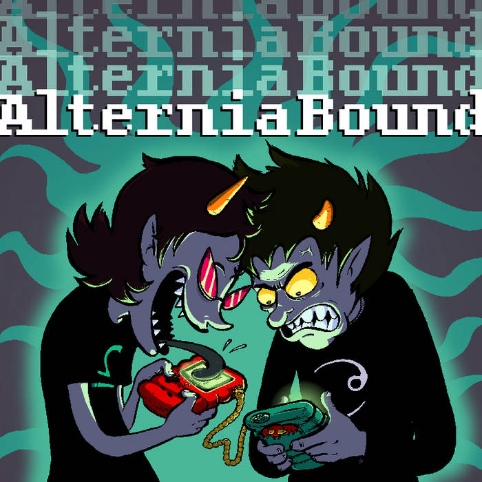 AlterniaBound cover art