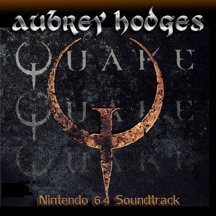 Quake - Nintendo 64: Official Soundtrack cover art