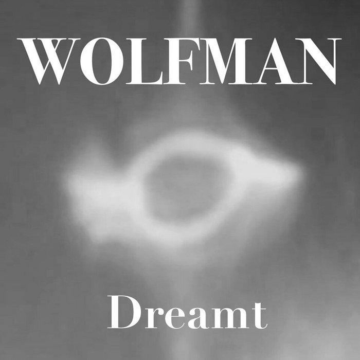 Wolfman cover art