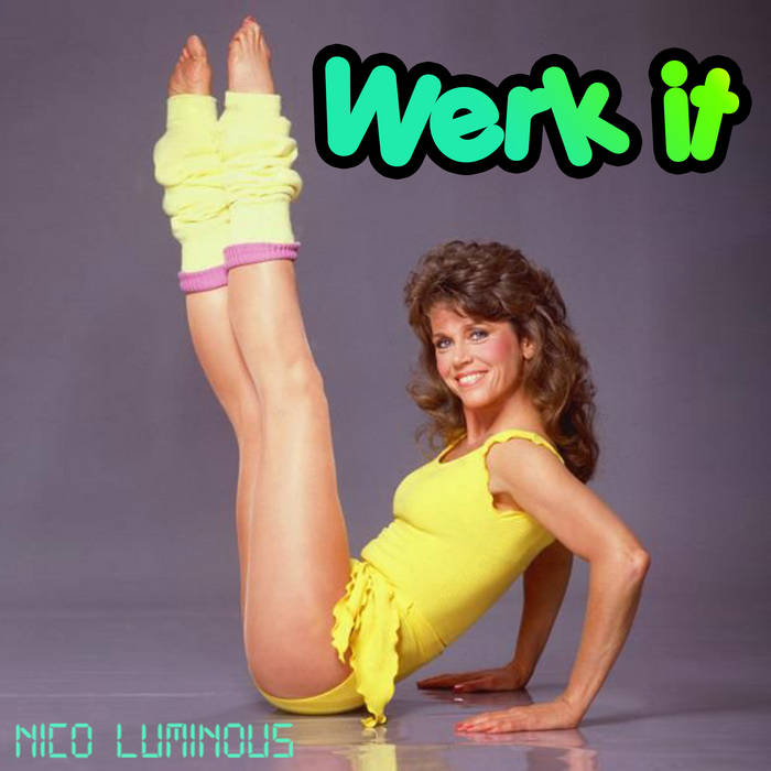 Werk It cover art