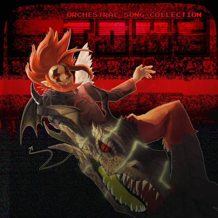 TOME: Orchestral Song Collection cover art