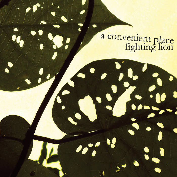 A convenient place E.P. cover art