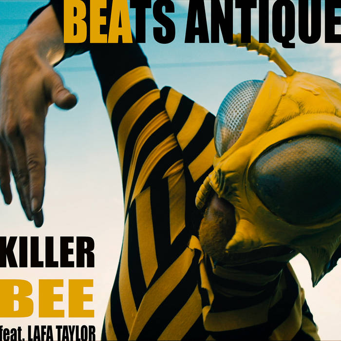 Killer Bee (ft. Lafa Taylor) cover art